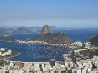 Brazilie Djoser Rio de Janeiro Suikerbroodberg