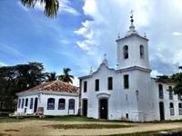Brazilie Djoser Paraty kerk