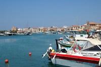 Aegina haven Griekenland