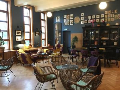 Student Hostel Lounge Reykjavik IJsland