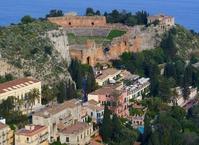 Taormina Sicilië Italië