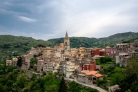 Novara di Sicilia Sicilië Italië