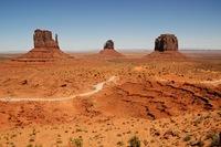 USA Djoser Amerika Monument Valley