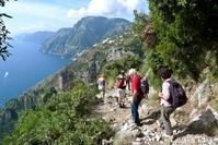 Pad der Goden Almalfi kust Italië