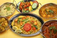 Eten curry India