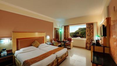 Amar Hotel Agra kamer India