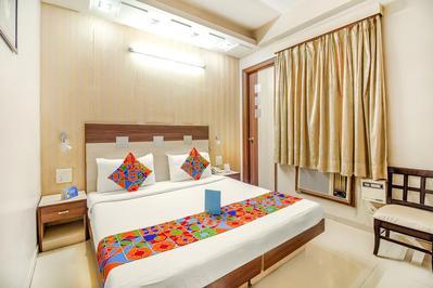Rockwell Plaza hotel kamer Delhi India