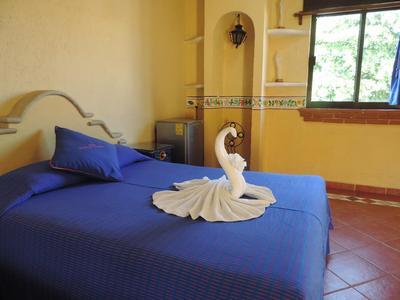 Hotel Haciende del Caribe kamer Playa del Carmen Mexico
