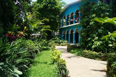 Hotel La Ceiba Chiapa de Corzo