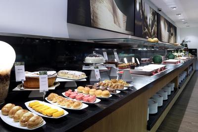 Ontbijt Bilbao Hotel