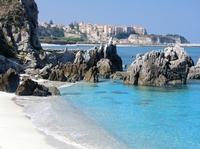 Kust Tropea Italië