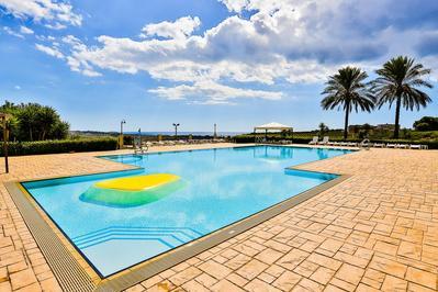 Grand Hotel Selinunte zwembad Selinunte Italie