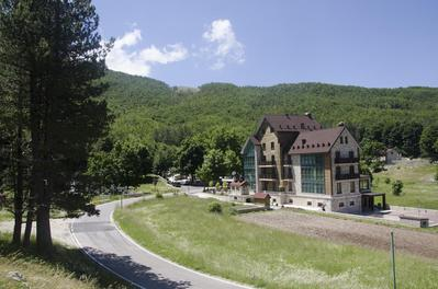 Hotel Monte Rosa Mt. Loven