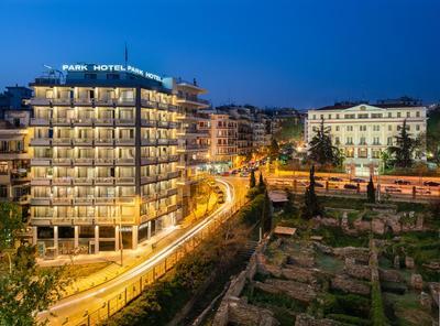 Park Hotel Thessaloniki Griekenland