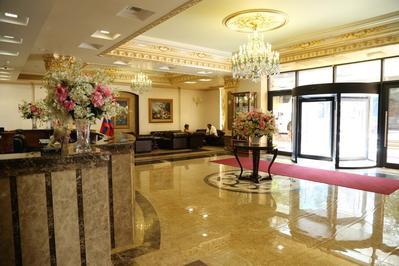 Royal Plaza Hotel entree Yerevan Armenie