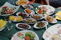 Cyprus - mezedes - 2