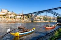 Porto, Douro rivier, Portugal