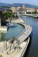 Guggenheim Bilbao museum, Spanje