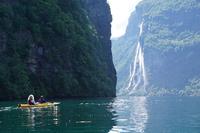 Hjörundfjord Noorwegen