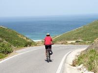 Fietsen langs de kust Portugal