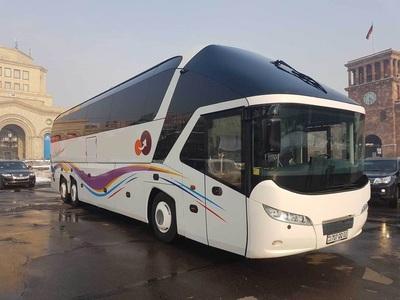 Bus groot Armenie