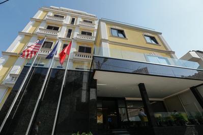 Hotel Oxford Tirana Albanië