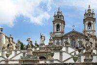 Kerk Braga Portugal