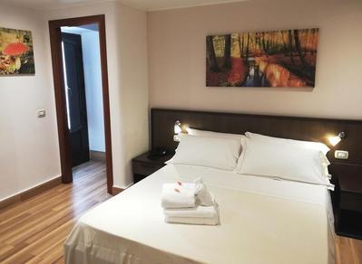 Kamer hotel Tonic Palermo Italië