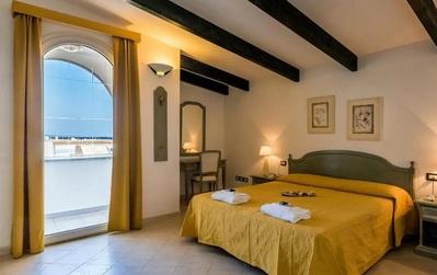 Hotel Cala di Seta kamer Sant'Antioco Sardinie