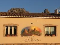 Huisje Ichnos Sardinië