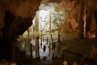 Frasassi grotten Italië