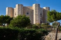 Castel del Monte Apulië Italië