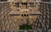Abhaneri Stepwell Chand Baori India Djoser