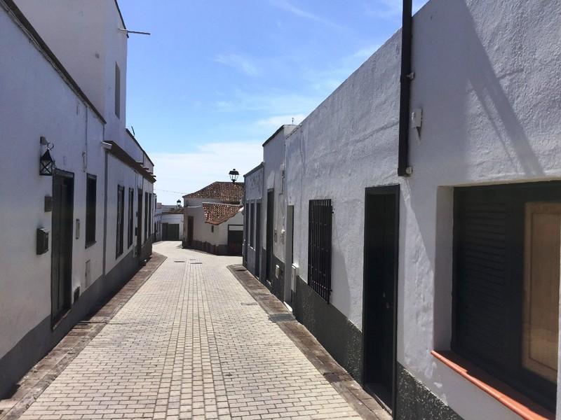 historisch straatje Arico