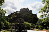 Edinburgh kasteel Schotland