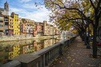 Girona kanaal Spanje