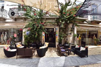 Hotel Bejense entree Beja Portugal