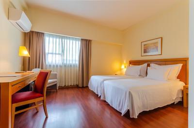 Hotel Roma kamer Lissabon Portugal