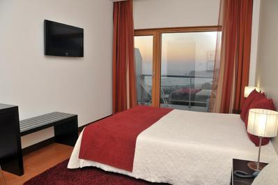 Hotel Miramar Sul kamer Nazare Portugal