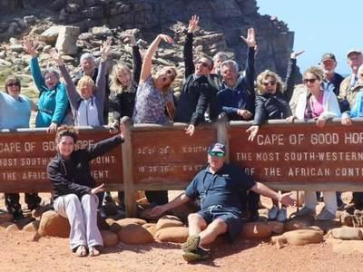 Lokale reisbegeleider Suzanne uit Zuid-Afrika vertelt