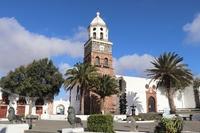 Kerk Teguise Lanzarote