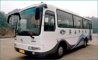 China en Tibet bus vervoersmiddel Djoser