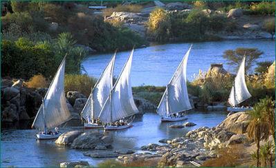 Egypte boottocht Djoser