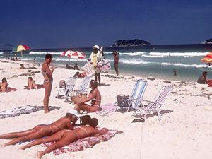Rio de Janeiro - strand