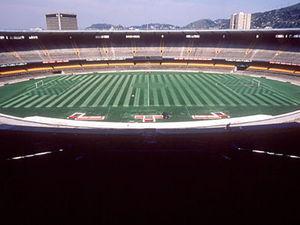 Rio de Janeiro – Maracaná - stadion