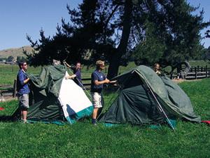 De tenten