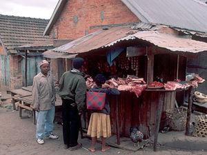 Fianarantsao – slager
