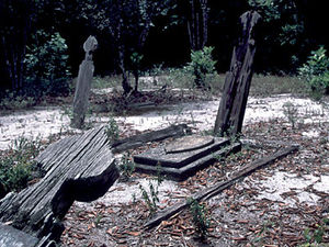 Joden Savanne - graven van slaven