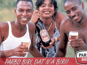 Paramaribo - Parbo bier