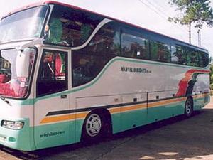 De bus